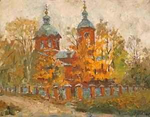 Картина Леонида Птицына