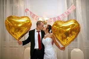 Фотосъемка на свадебном банкете