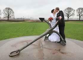 Фотосъемка на свадебной прогулке